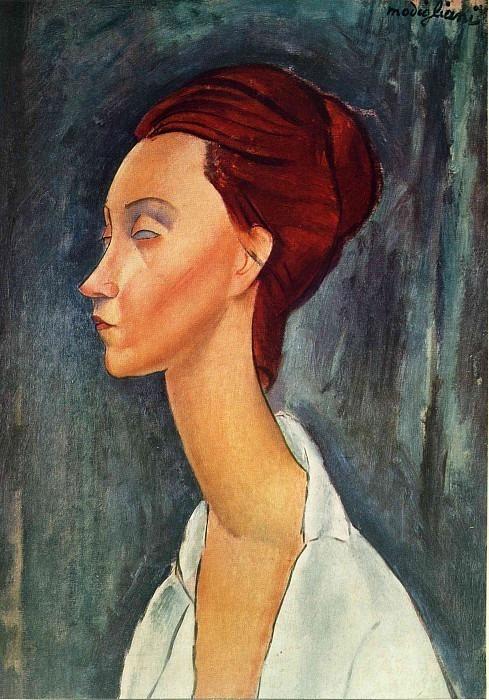 img700. Amedeo Modigliani