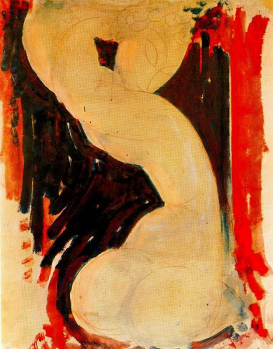 16834. Amedeo Modigliani