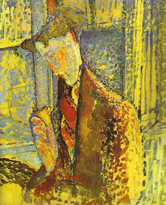 modigliani86. Amedeo Modigliani