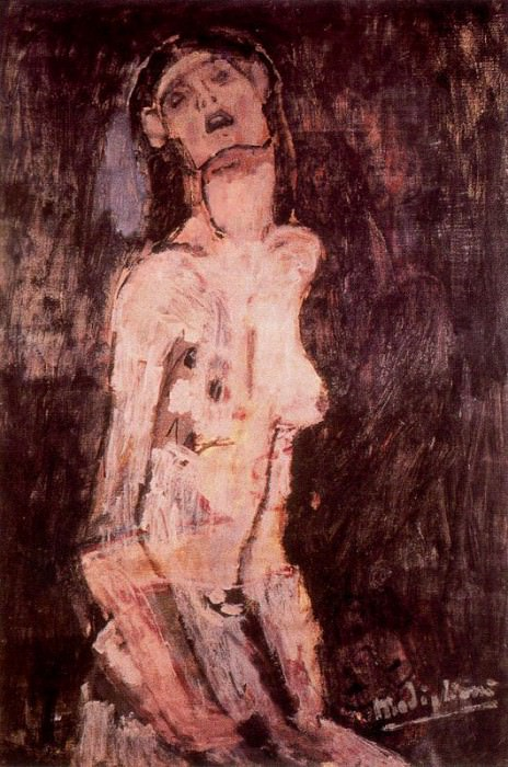 #16872. Amedeo Modigliani