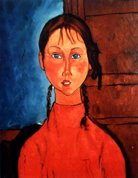 16831. Amedeo Modigliani