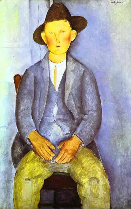 modigliani100. Amedeo Modigliani