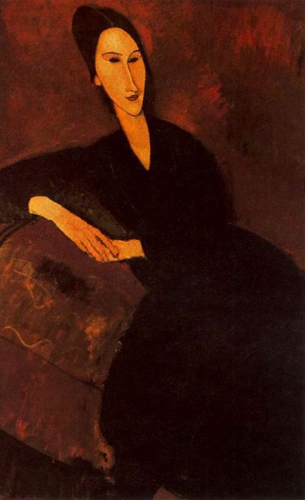 #16839. Amedeo Modigliani