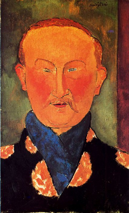 16881. Amedeo Modigliani