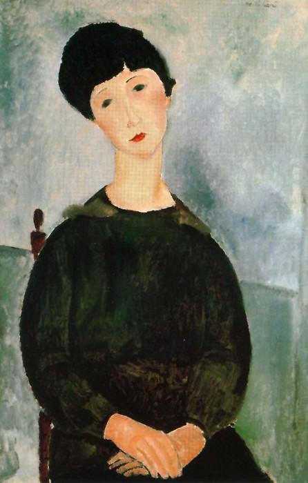 #16866. Amedeo Modigliani