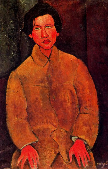 16921. Amedeo Modigliani