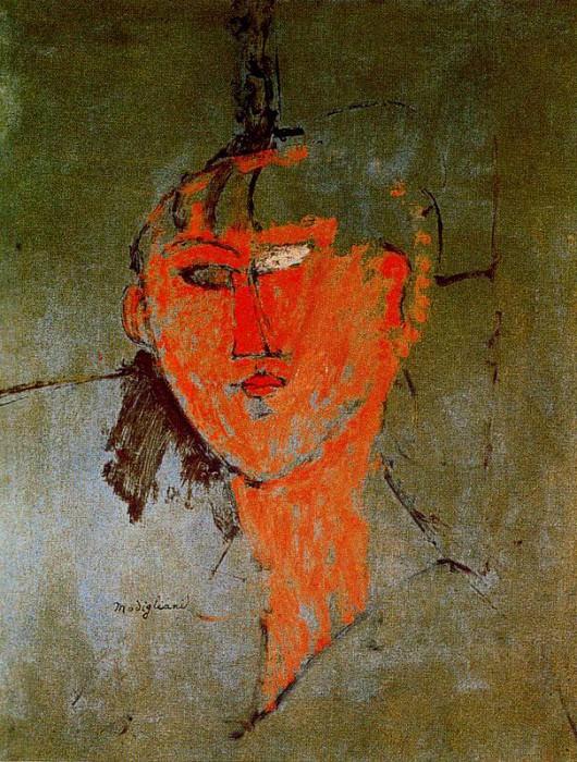#16937. Amedeo Modigliani