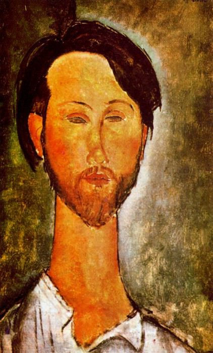 16837. Amedeo Modigliani