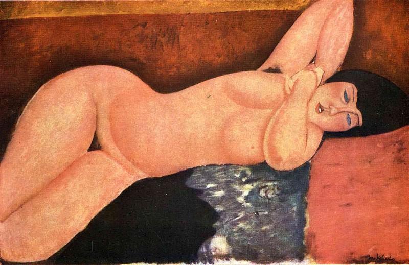 img650. Amedeo Modigliani
