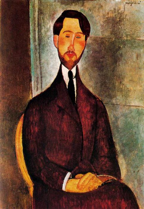 16874. Amedeo Modigliani
