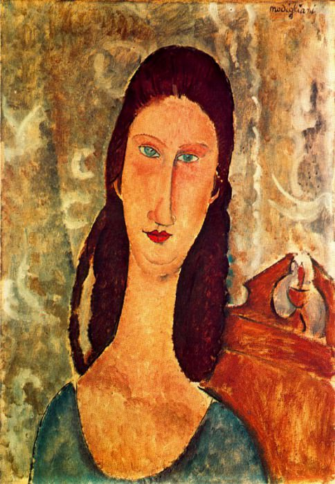 16870. Amedeo Modigliani