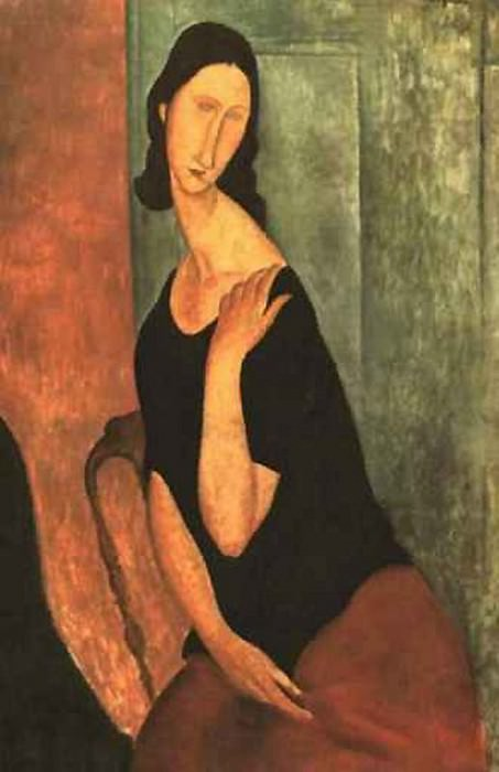 #16897. Amedeo Modigliani