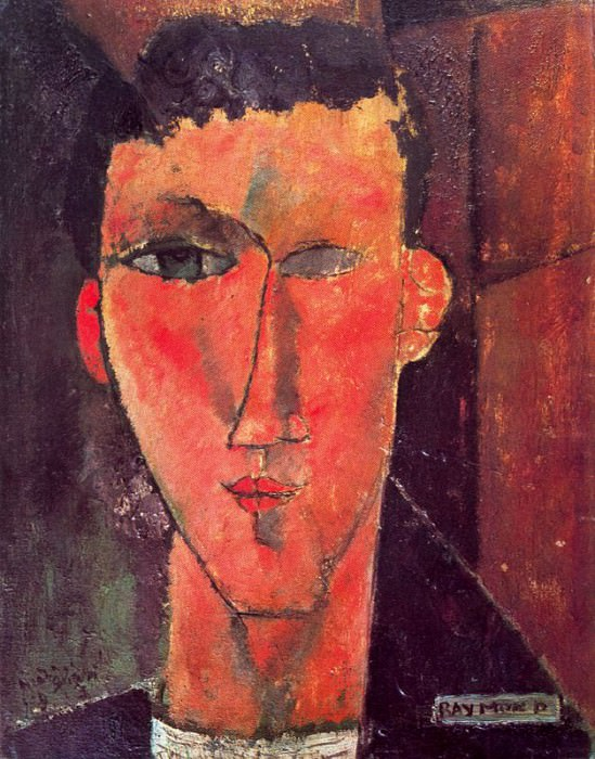 #16883. Amedeo Modigliani