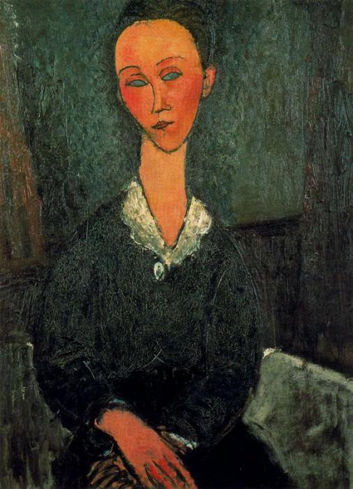 #16889. Amedeo Modigliani