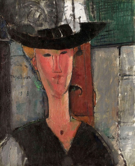 img631. Amedeo Modigliani