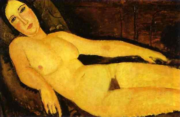 modigliani54. Amedeo Modigliani