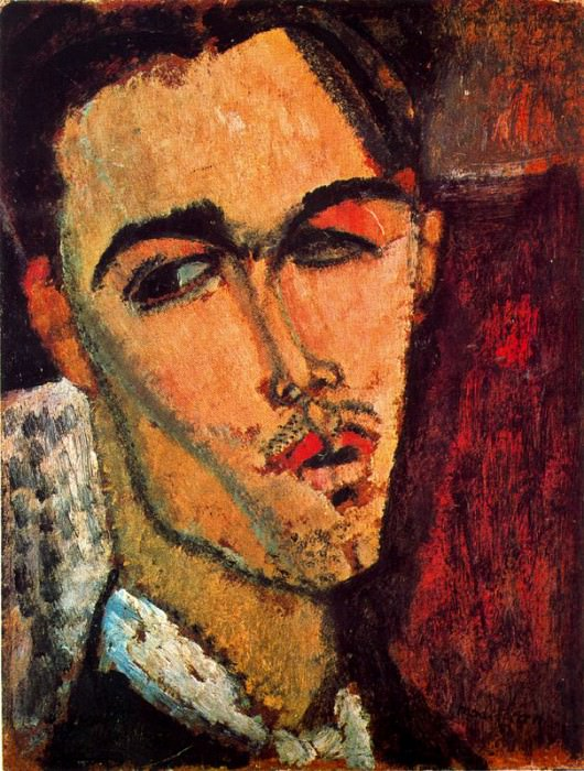 #16842. Amedeo Modigliani