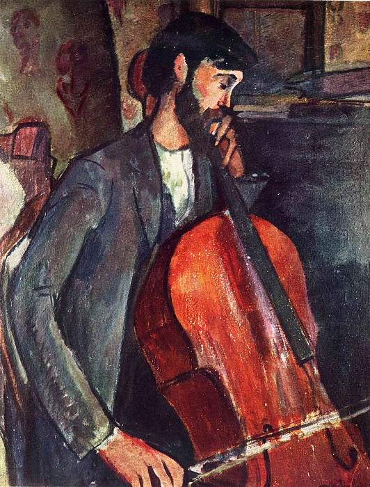 img668. Amedeo Modigliani