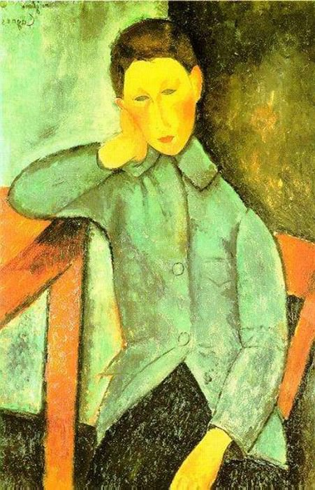 16817. Amedeo Modigliani