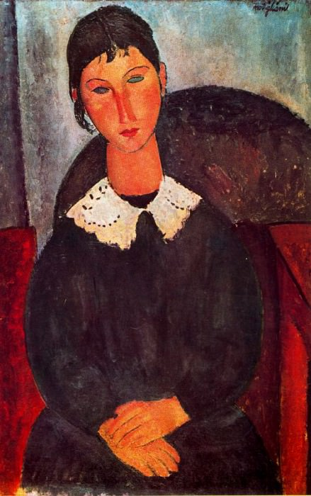 #16844. Amedeo Modigliani
