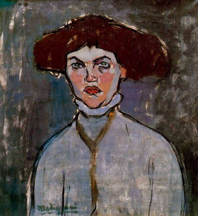 #16899. Amedeo Modigliani