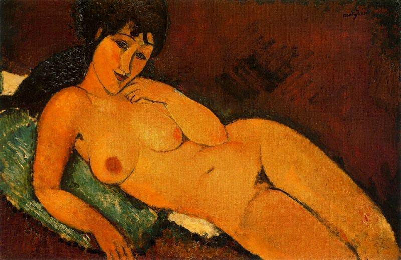 16944. Amedeo Modigliani