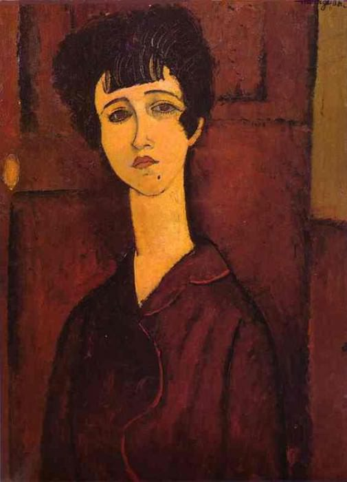 #16919. Amedeo Modigliani