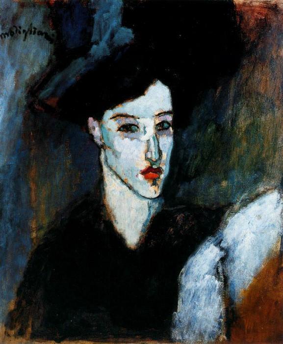16907. Amedeo Modigliani
