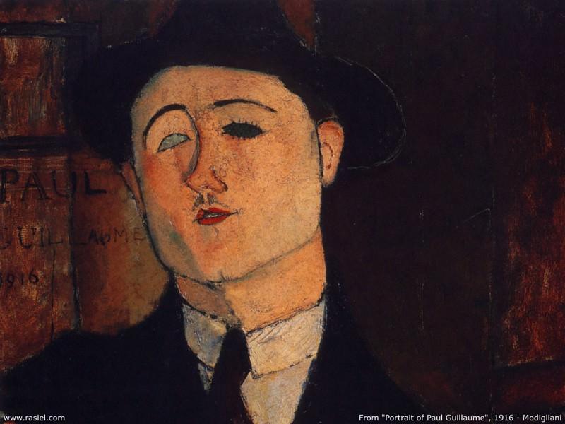 Modigliani. Amedeo Modigliani