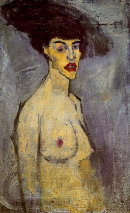 #16856. Amedeo Modigliani