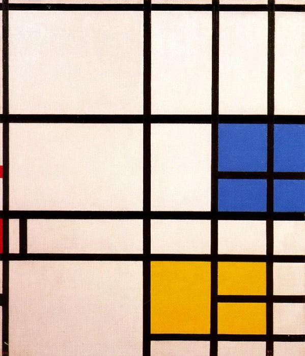 #14068. Piet Mondrian