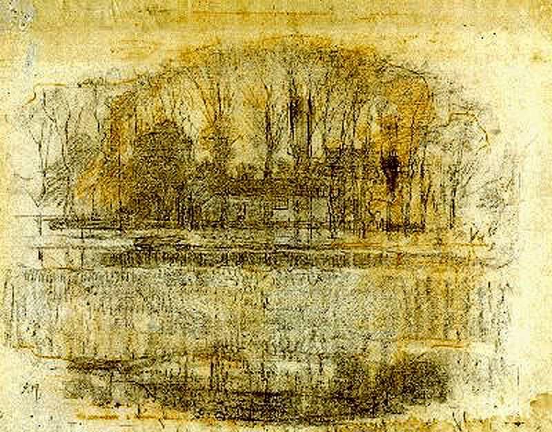 #14072. Piet Mondrian