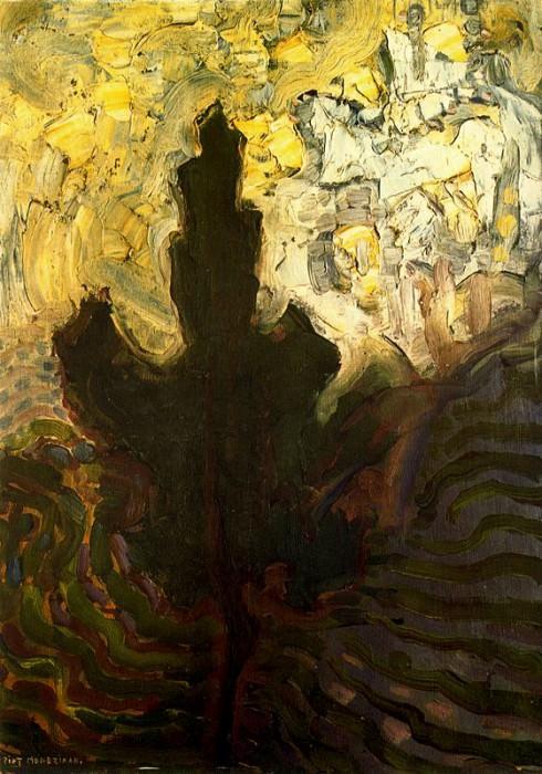 #14052. Piet Mondrian