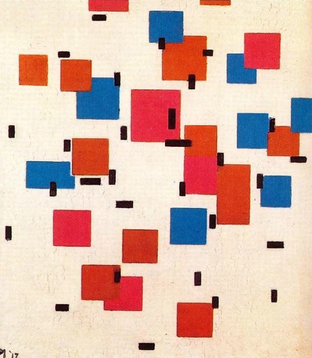 #14054. Piet Mondrian