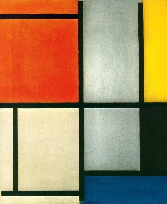 #14050. Piet Mondrian