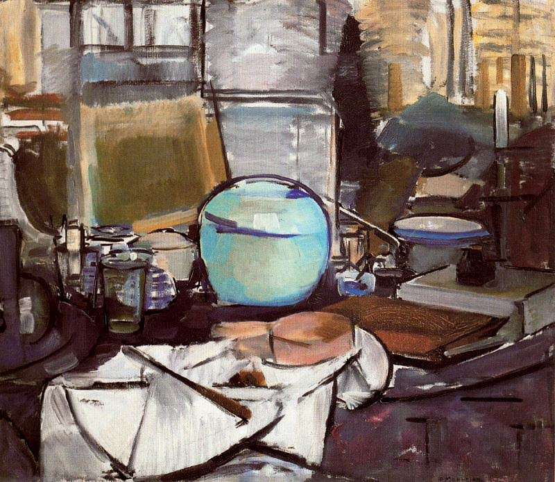 #14046. Piet Mondrian
