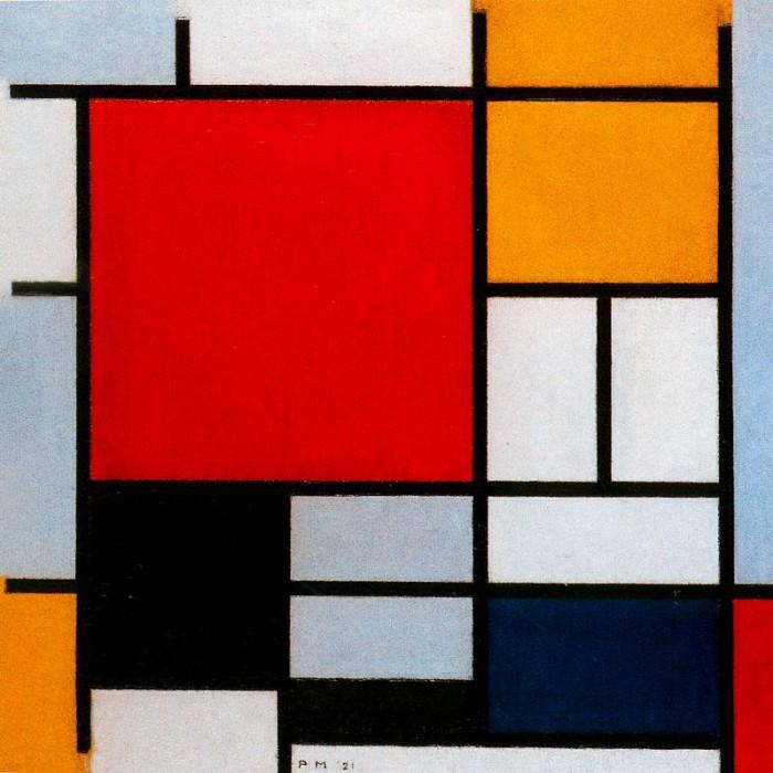 #14059. Piet Mondrian