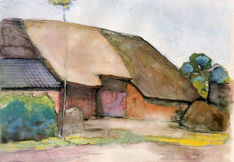Piet Farm. Piet Mondrian