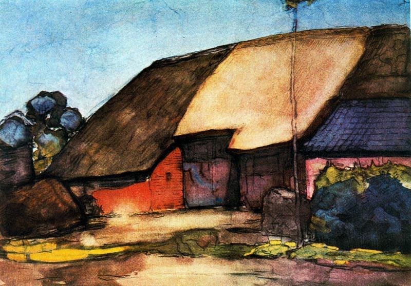 #14053. Piet Mondrian