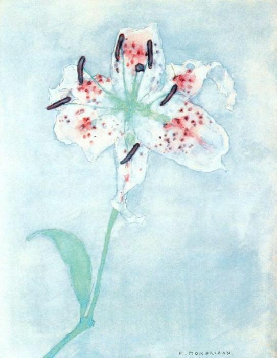 #14069. Piet Mondrian