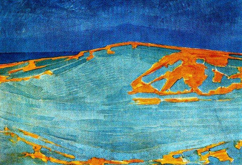 #14071. Piet Mondrian