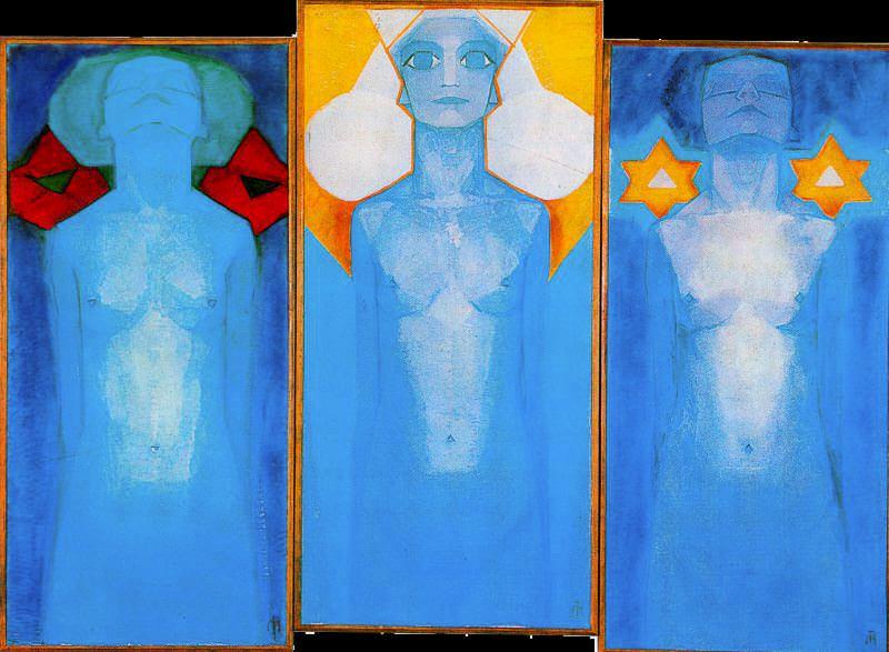 #14055. Piet Mondrian