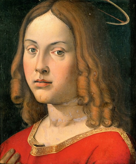 Christ as a Boy. Bartolomeo Montagna