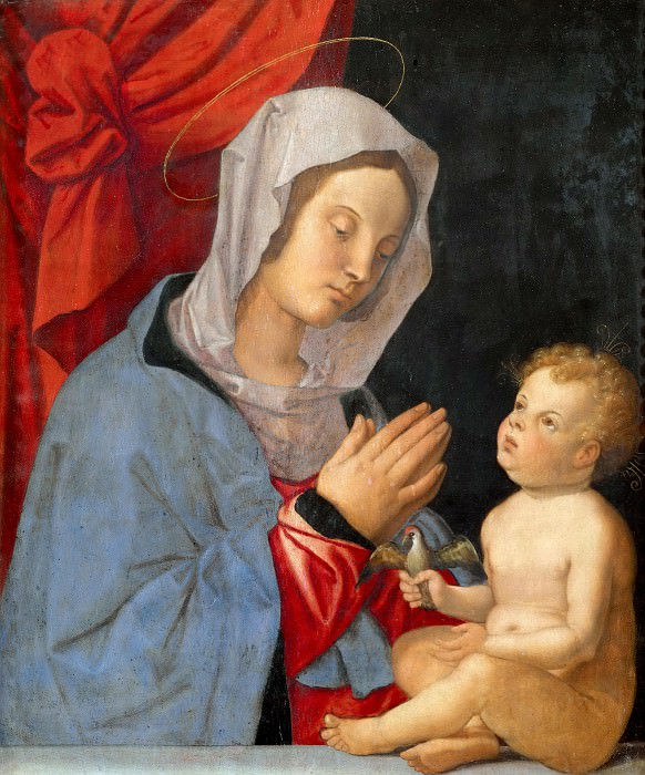 Madonna and Child. Bartolomeo Montagna
