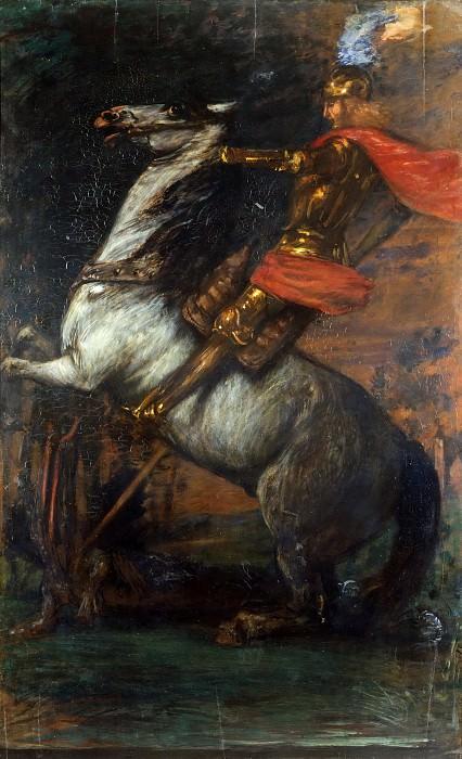 St. George. Hans von Marees