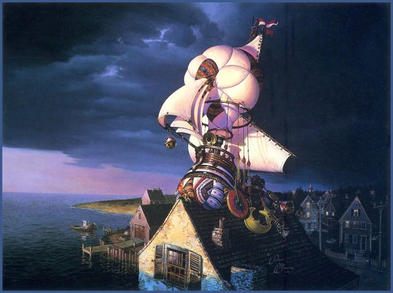 Ship of Dreams. Dean Morrissey