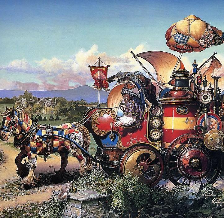 Fantastic Machines. Dean Morrissey