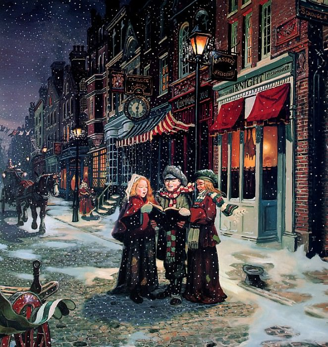 A Christmas Carol. Dean Morrissey