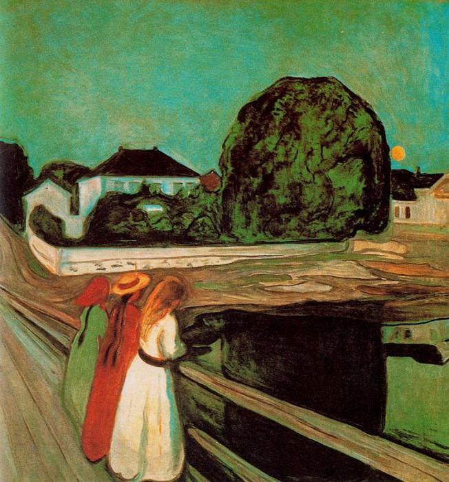 4DlunaPict. Edvard Munch