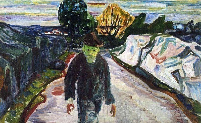Killer. Edvard Munch